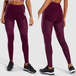GYMSHARK True Texture Leggings